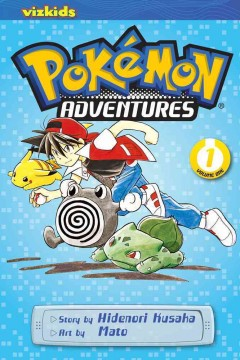 Catalog record for Pokémon adventures