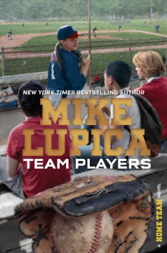 Team players book cover
