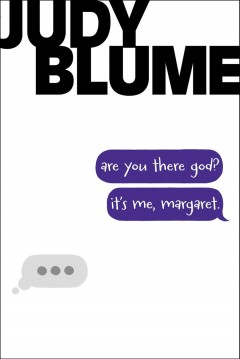 Are you there God? It's me, Margaret. book cover
