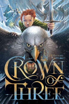 Crown of three. Book one book cover