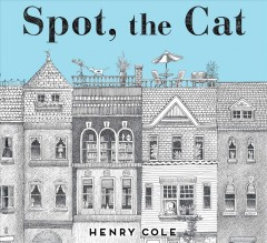 Spot, the cat book cover