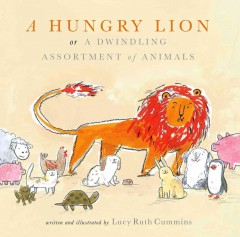A hungry lion or a dwindling assortment of animals book cover