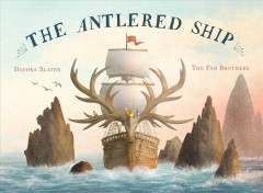 The antlered ship book cover
