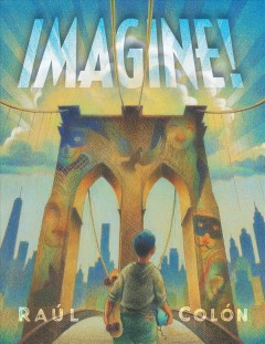 Imagine! book cover