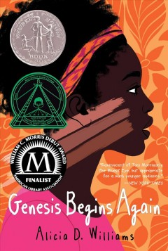 Genesis begins again book cover
