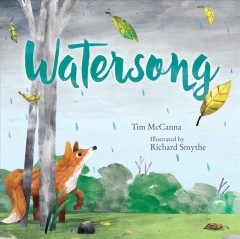 Watersong book cover
