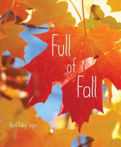 Full of fall book cover