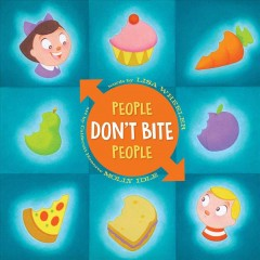 People don't bite people book cover