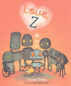 Love, Z book cover