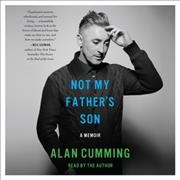 Not my father's son : a memoir book cover