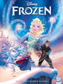 Catalog record for Frozen graphic novel