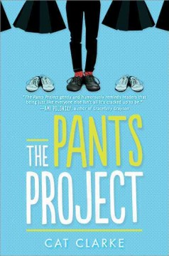 The Pants Project book cover