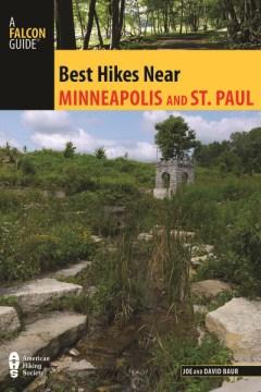 Best hikes near Minneapolis and Saint Paul book cover