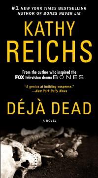 Deja dead book cover