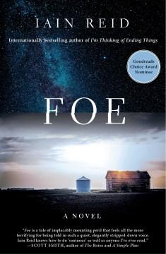 Foe : a novel book cover