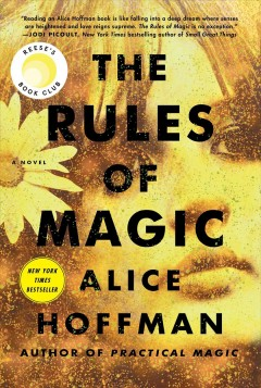 The rules of magic book cover