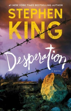 Desperation book cover