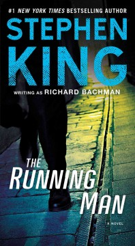 The running man book cover