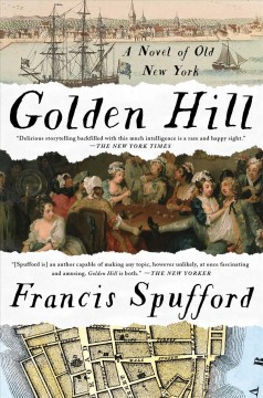 Golden Hill : a novel of old New York book cover