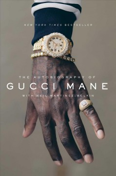 The autobiography of Gucci Mane book cover