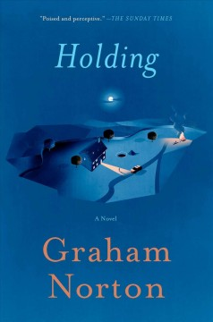 Holding : a novel book cover