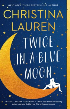 Twice in a blue moon book cover