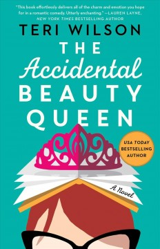 The accidental beauty queen book cover