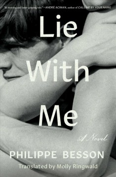 Lie with me : a novel book cover