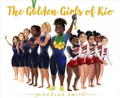 The golden girls of Rio book cover