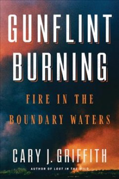Gunflint burning : fire in the boundary waters book cover