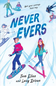 Never evers book cover