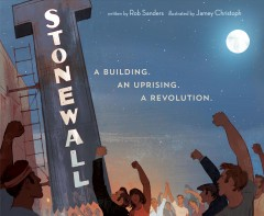 Stonewall : a building, an uprising, a revolution book cover