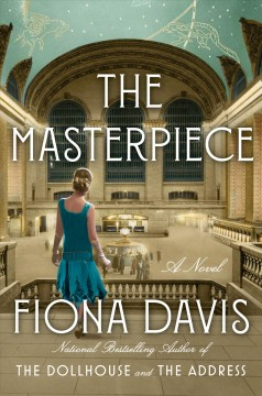 The masterpiece : a novel book cover