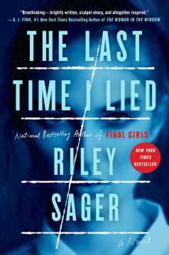 The last time I lied : a novel book cover