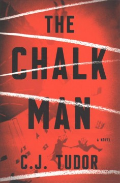The chalk man : a novel book cover