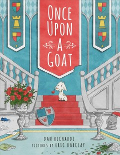 Once upon a goat book cover