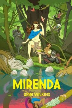 Mirenda book cover