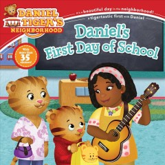 Catalog record for Daniel's first day of school