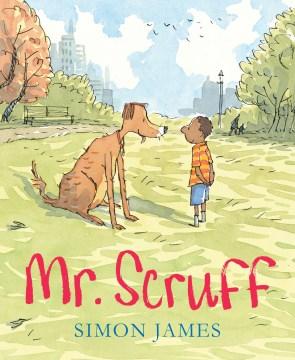 Mr. Scruff book cover