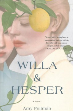 Willa & Hesper book cover