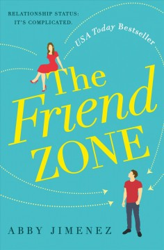 The friend zone book cover