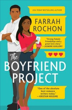 The boyfriend project book cover