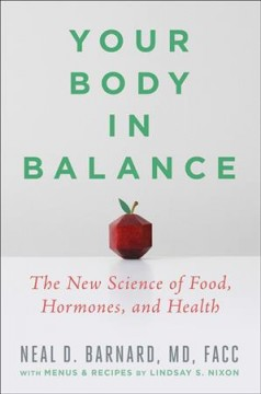Your body in balance : the new science of food, hormones, and health book cover