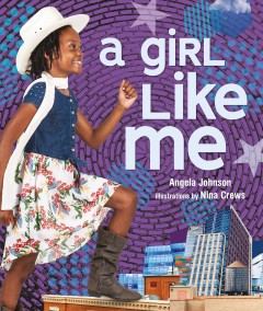 A girl like me book cover