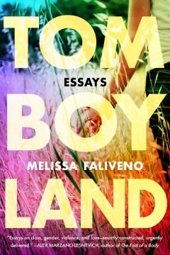 Tomboyland : essays book cover