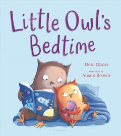Little Owl's bedtime book cover