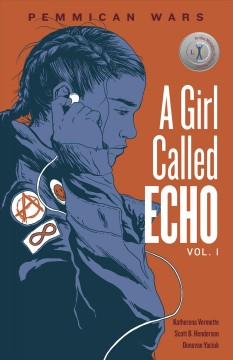 A girl called Echo book cover