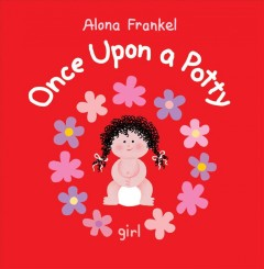 Once upon a potty : girl book cover