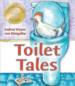 Toilet tales book cover
