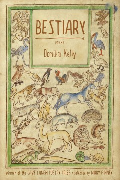 Bestiary : poems book cover